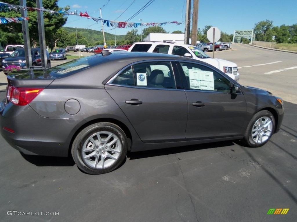 Taupe Gray Metallic 2013 Chevrolet Malibu Eco Exterior Photo 69014533