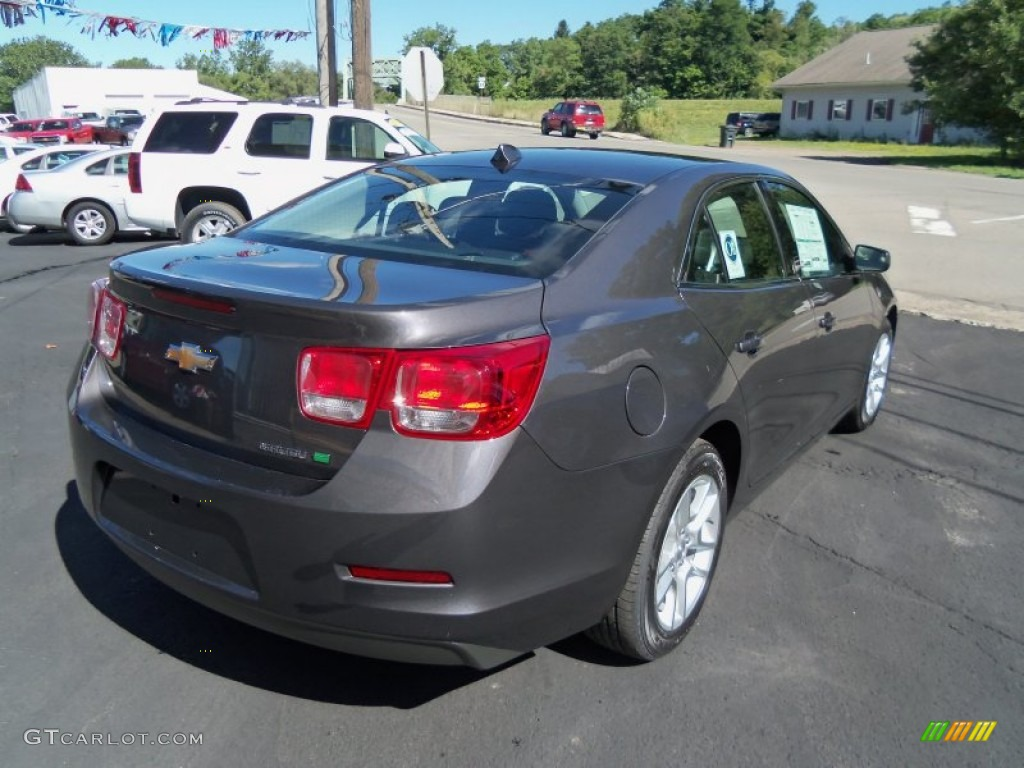 taupe gray metallic 2013 chevrolet malibu eco exterior. Black Bedroom Furniture Sets. Home Design Ideas