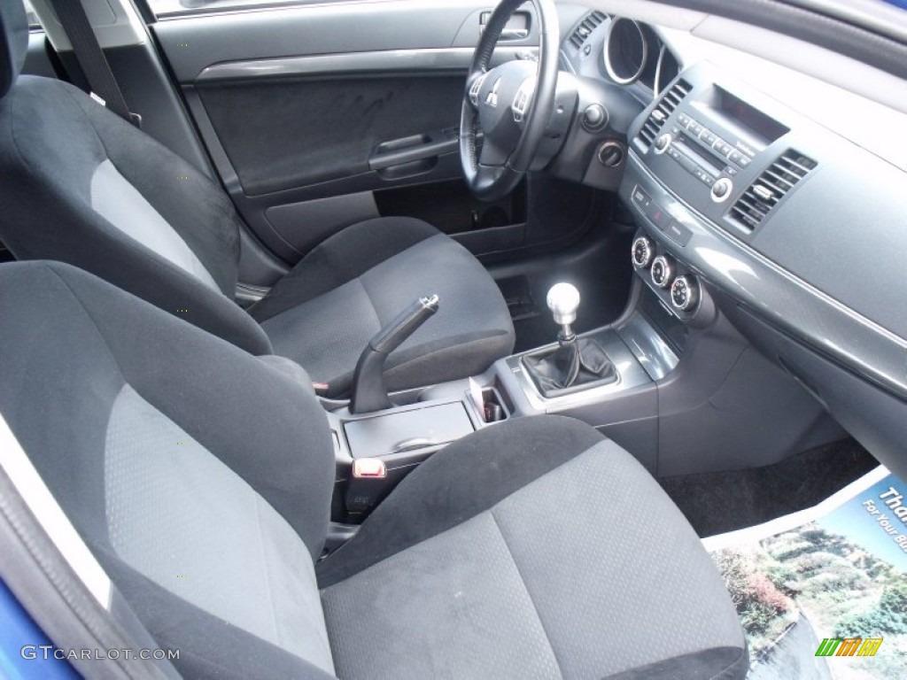 2010 Mitsubishi Lancer Gts Interior Photos