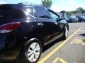 2011 Super Black Nissan Murano SL AWD  photo #8