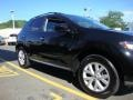 2011 Super Black Nissan Murano SL AWD  photo #11