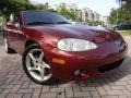 Garnet Red Mica 2003 Mazda MX-5 Miata Gallery