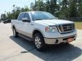 Oxford White 2007 Ford F150 King Ranch SuperCrew 4x4