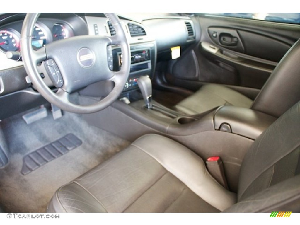 Ebony Interior 2006 Chevrolet Monte Carlo Ss Photo 69036497
