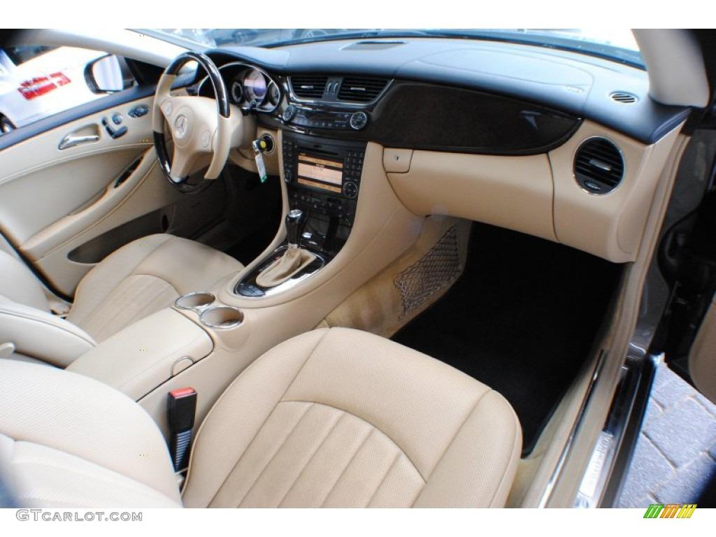 Mercedes Cls Interior 2009 Mercedes Benz Cls 550