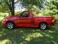 2003 F150 SVT Lightning Bright Red