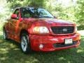 Bright Red - F150 SVT Lightning Photo No. 15