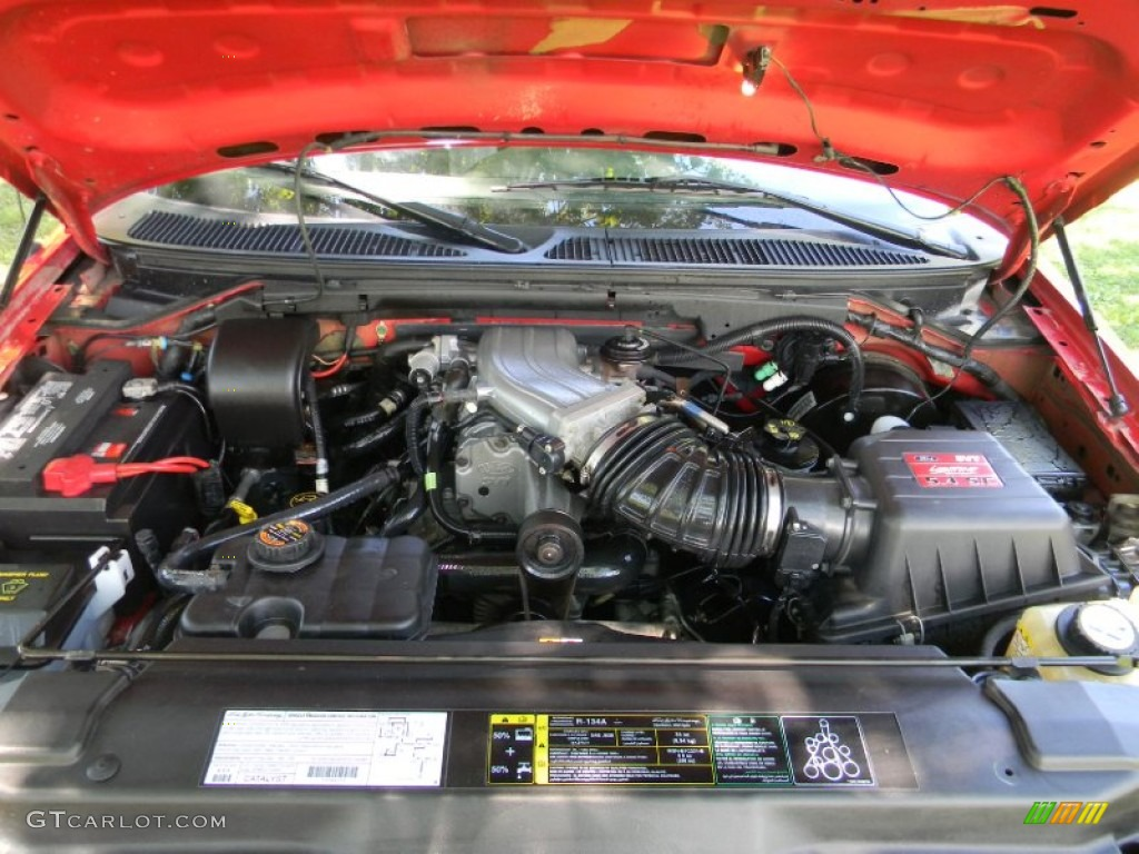 Svt Lightning Engine 2003 Ford F150 Svt Lightning