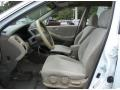 Ivory Front Seat Photo for 2002 Honda Accord #69044534