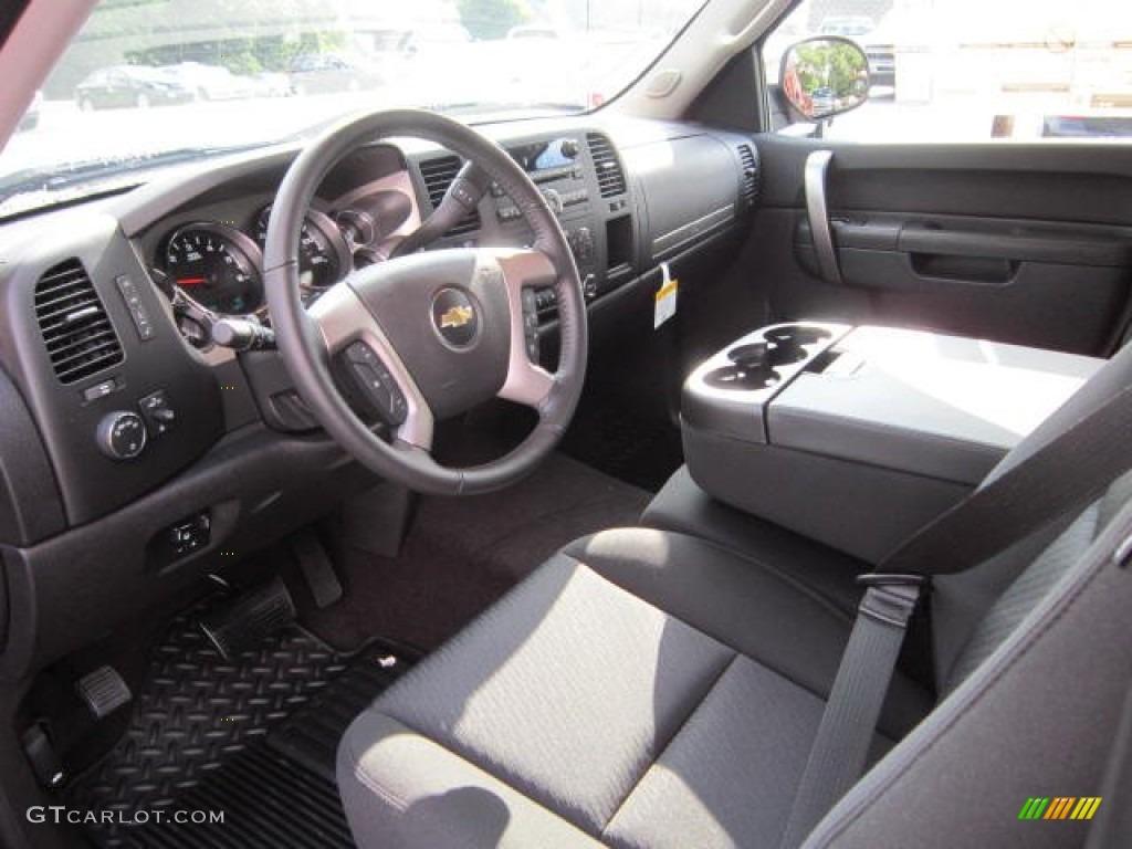 2013 Silverado 1500 LT Extended Cab 4x4 - Deep Ruby Metallic / Ebony photo #17