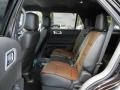 Pecan/Charcoal Black Rear Seat Photo for 2013 Ford Explorer #69044834