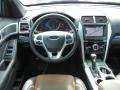 Pecan/Charcoal Black Dashboard Photo for 2013 Ford Explorer #69044852