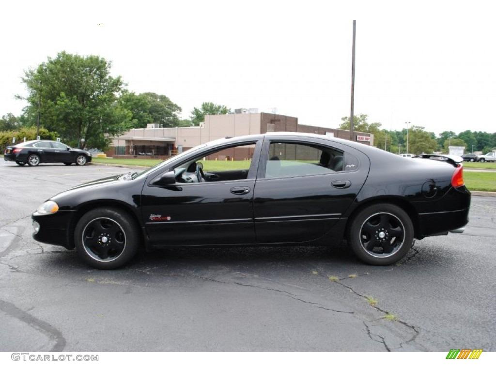 Black 2001 dodge intrepid r t exterior photo 69044921