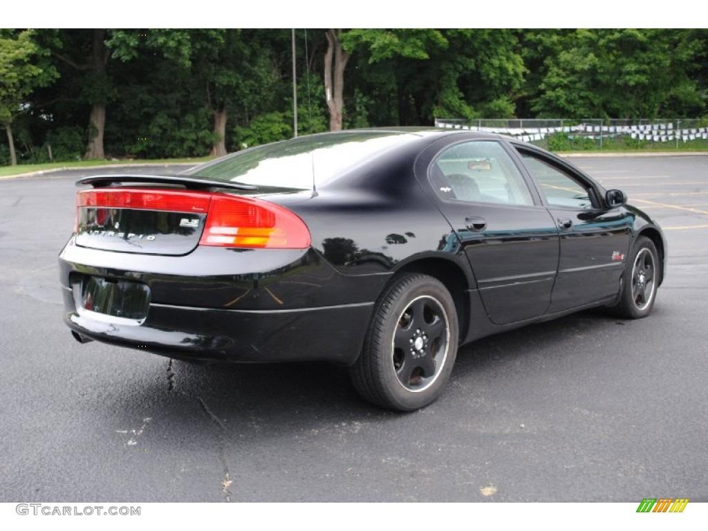 Black 2001 dodge intrepid r t exterior photo 69044945