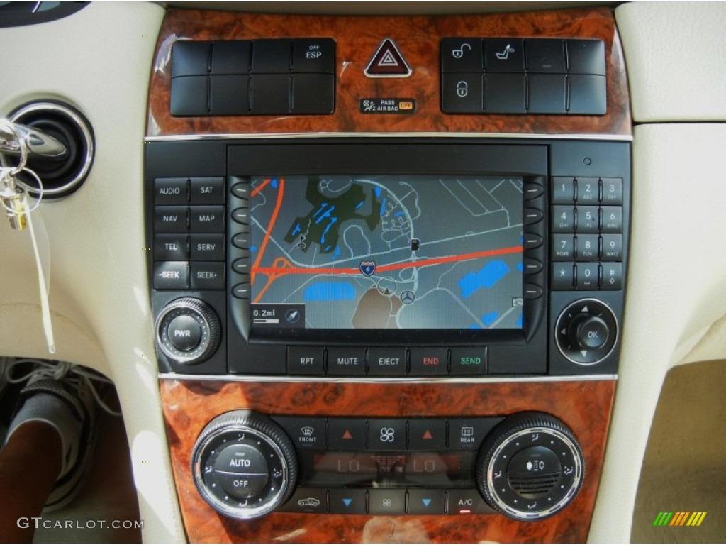 2007 mercedes benz clk 350 coupe navigation photos for Mercedes benz navigation system manual