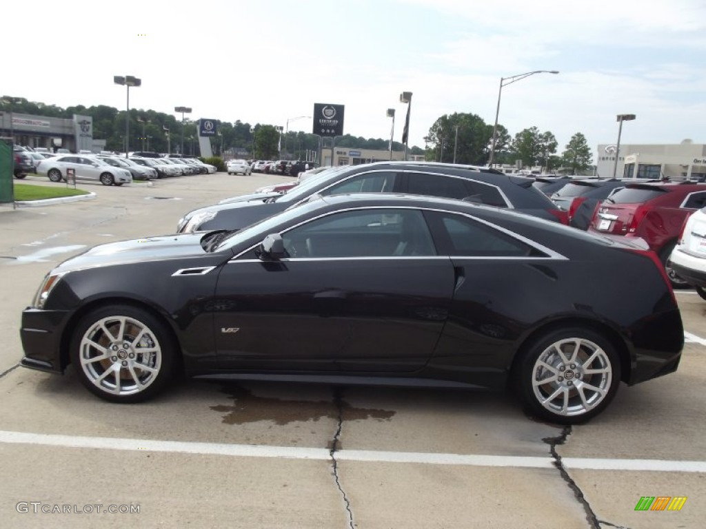 black diamond tricoat 2013 cadillac cts v coupe exterior photo. Cars Review. Best American Auto & Cars Review