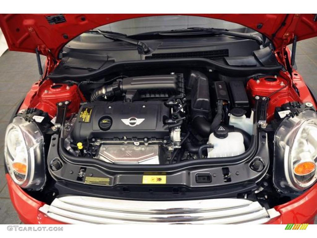 2013 mini cooper clubman 1 6 liter dohc 16 valve vvt 4 cylinder engine photo 69064316. Black Bedroom Furniture Sets. Home Design Ideas