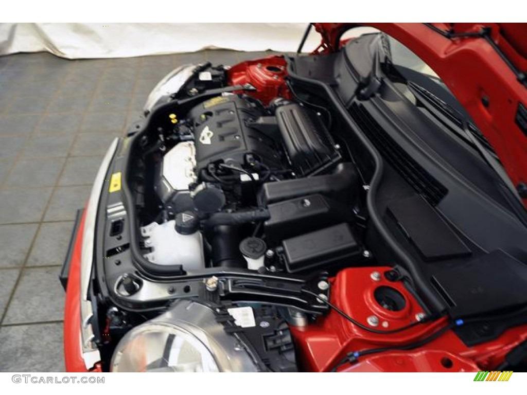 2013 mini cooper clubman 1 6 liter dohc 16 valve vvt 4 cylinder engine photo 69064322. Black Bedroom Furniture Sets. Home Design Ideas