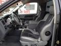 2006 Brilliant Black Crystal Pearl Dodge Ram 1500 SRT-10 Regular Cab  photo #11