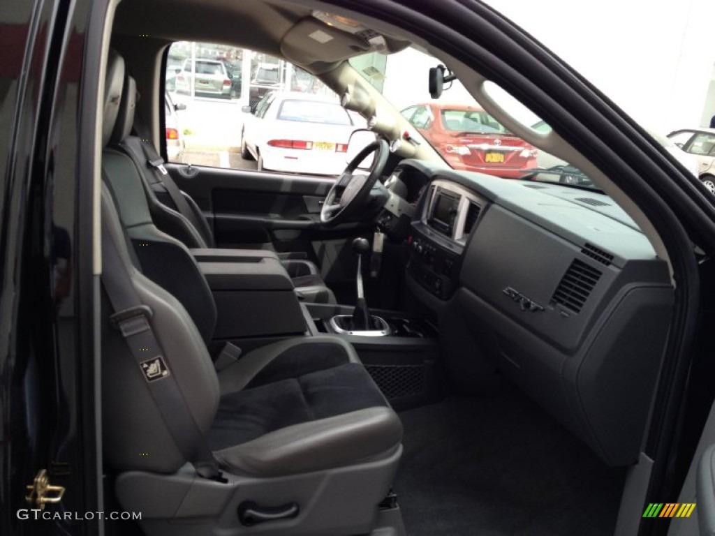 2006 Dodge Ram 1500 Srt 10 Regular Cab Interior Color