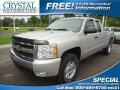 Silver Birch Metallic 2007 Chevrolet Silverado 1500 Gallery