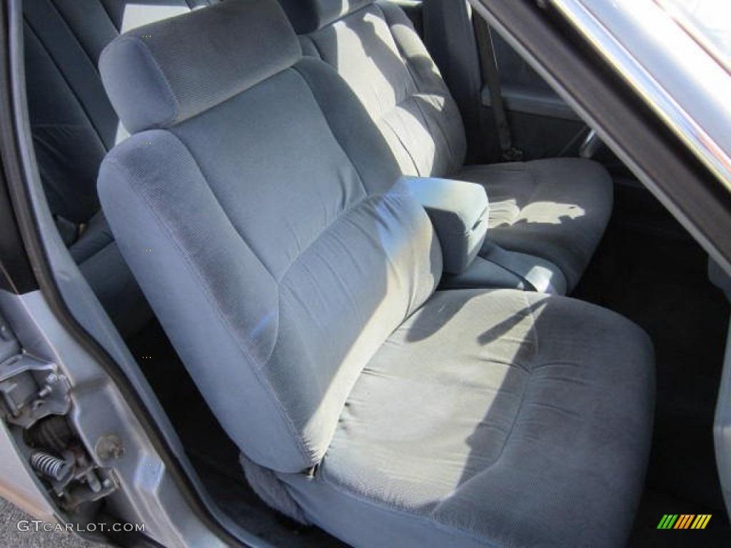 1995 Buick Century Special Sedan Interior Color Photos