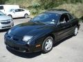 Black 2000 Pontiac Sunfire GT Convertible