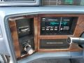 1992 Cadillac DeVille Ivory Interior Controls Photo