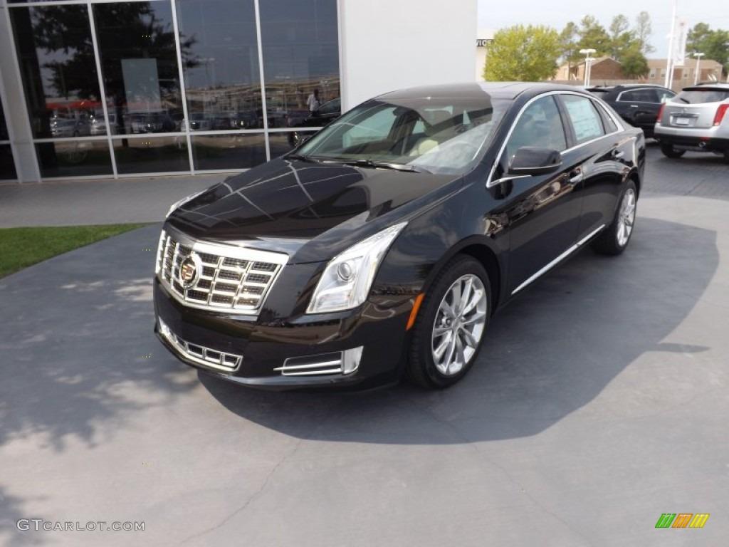 Black Raven 2013 Cadillac Xts Luxury Fwd Exterior Photo 69102785