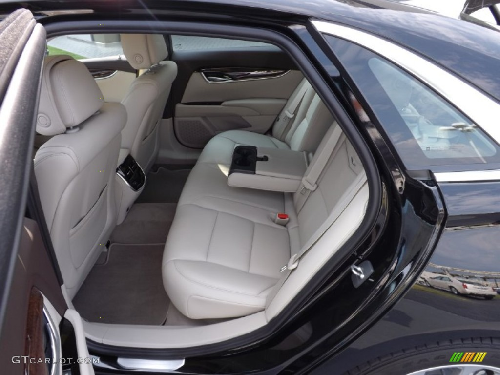Shale/Cocoa Interior 2013 Cadillac XTS Luxury FWD Photo #69102917