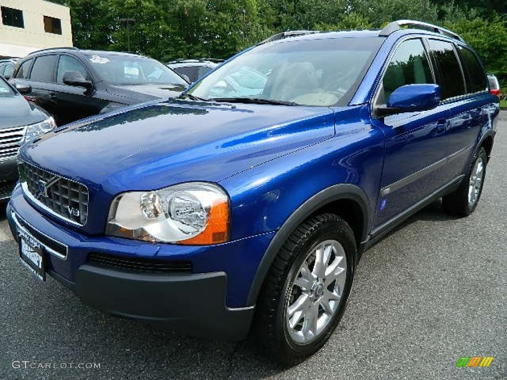 2006 volvo ocean race blue metallic volvo xc90 v8 awd volvo ocean race edition 69094141 photo. Black Bedroom Furniture Sets. Home Design Ideas