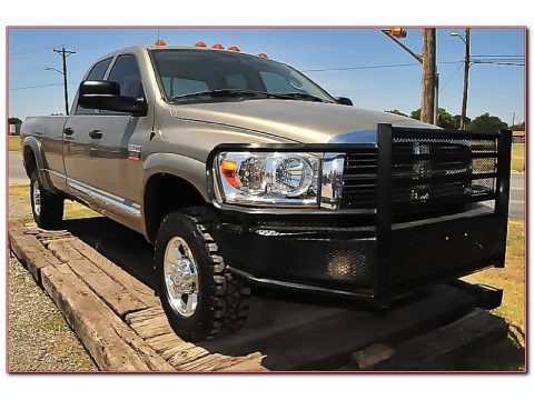 2008 Dodge Ram 3500 Laramie Quad Cab 4x4 Data, Info and Specs