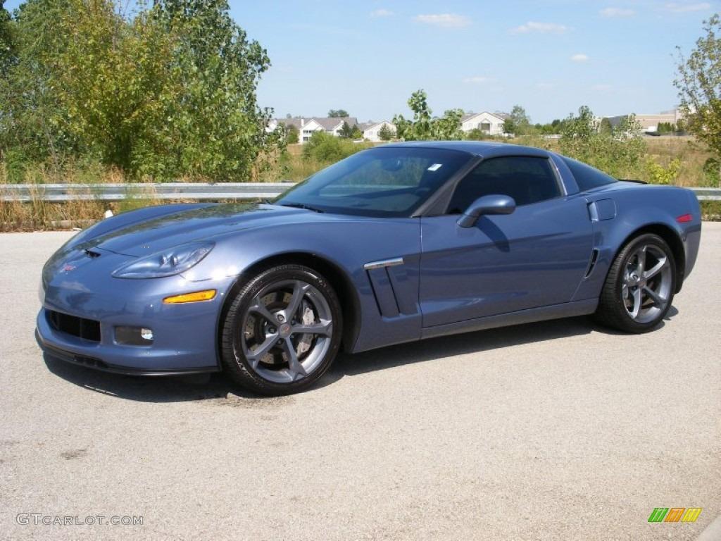 2012 supersonic blue metallic chevrolet corvette grand sport coupe 69093831. Black Bedroom Furniture Sets. Home Design Ideas