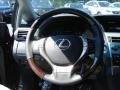 Saddle Tan/Espresso Birds Eye Maple Steering Wheel Photo for 2013 Lexus RX #69131405