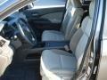 2012 Honda CR-V Beige Interior Front Seat Photo