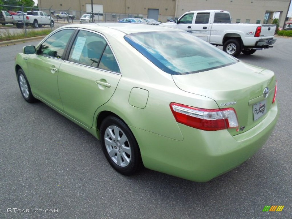 jasper green pearl 2007 toyota camry hybrid exterior photo 69133112. Black Bedroom Furniture Sets. Home Design Ideas