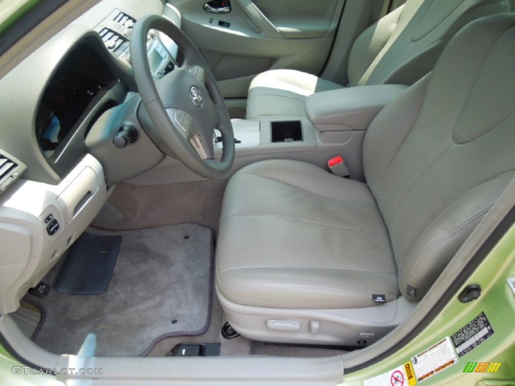 Ash Interior 2007 Toyota Camry Hybrid Photo 69133130