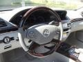 Ash/Grey Steering Wheel Photo for 2013 Mercedes-Benz S #69133649