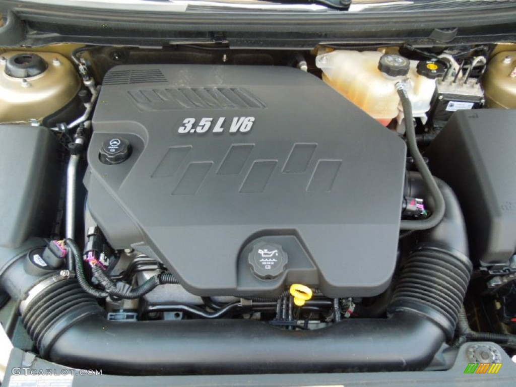 2008 Saturn Aura Xe 3 5 Engine Photos