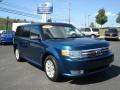 2011 Mediterranean Blue Metallic Ford Flex SE #69093982