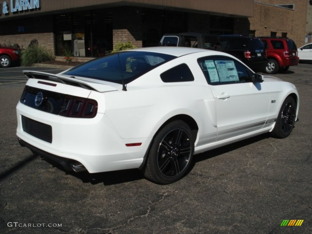 Performance White 2013 Ford Mustang Gt Cs California
