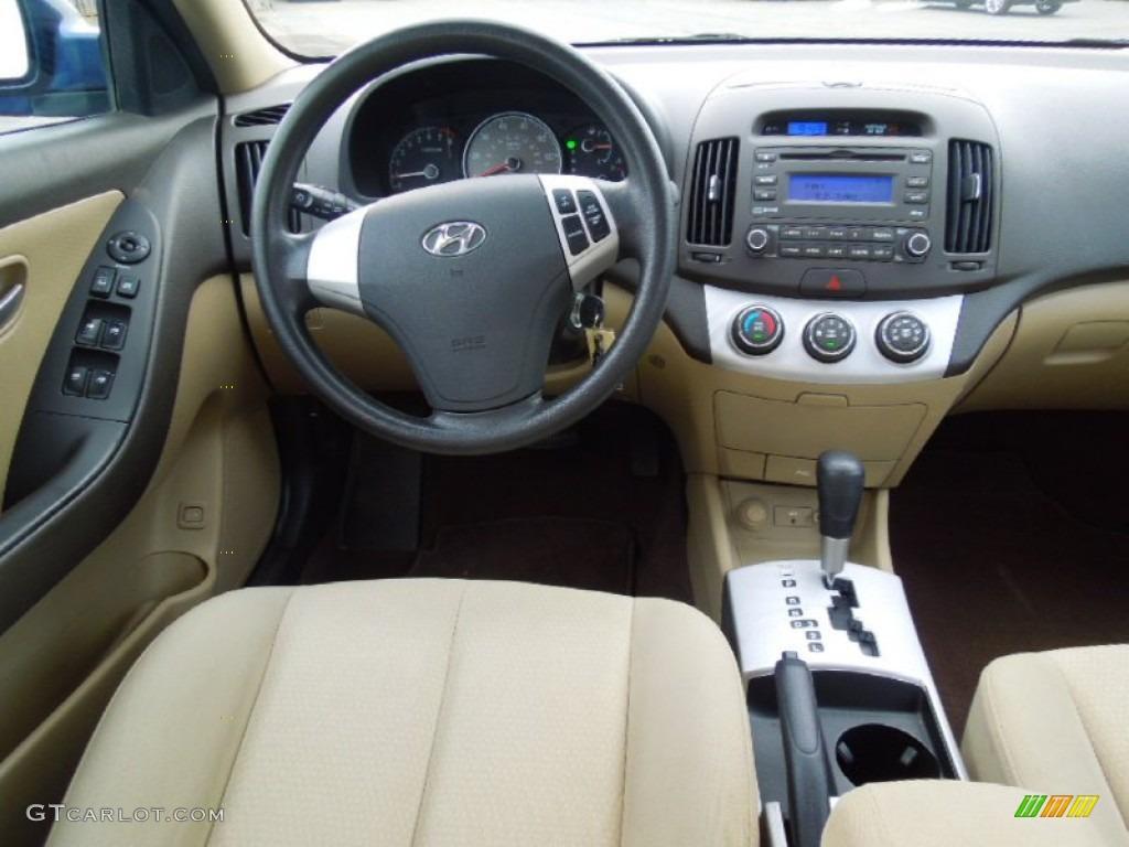 on 2000 Hyundai Elantra Gls