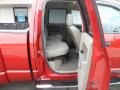 2007 Inferno Red Crystal Pearl Dodge Ram 3500 SLT Quad Cab 4x4 Dually  photo #21