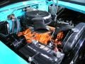 Turquoise - Bel Air Convertible Photo No. 11