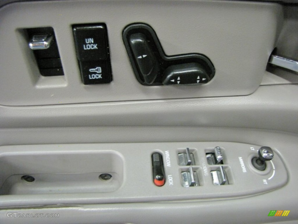 1999 Oldsmobile Eighty Eight Ls Controls Photo 69172219