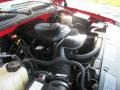 2005 Victory Red Chevrolet Silverado 1500 Regular Cab 4x4  photo #18