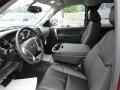 2013 Deep Ruby Metallic Chevrolet Silverado 1500 LT Extended Cab 4x4  photo #5
