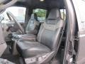 2006 Ford F250 Super Duty Black Interior Interior Photo