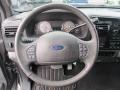 2006 Ford F250 Super Duty Black Interior Steering Wheel Photo