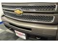 2013 Mocha Steel Metallic Chevrolet Silverado 1500 LTZ Crew Cab 4x4  photo #5